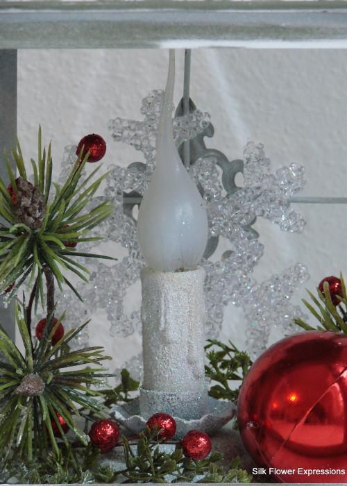 Inside Christmas Lantern